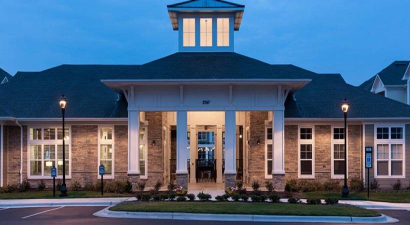 Realm At Patterson Place Apartments For Rent In Durham Nc