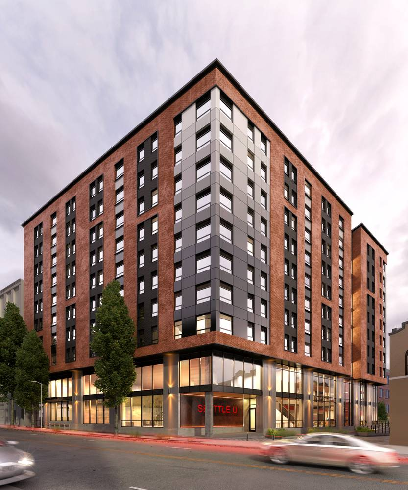 Vi Hilbert Hall, Apartments For Rent In Seattle, WA